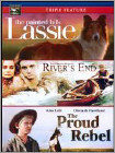 Lassie: The Painted Hills/River's End/The Proud Rebel (DVD) (Eng)