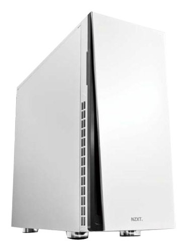 Nzxt - H230 ATX/Micro ATX/Mini ITX Mid-Tower Chassis - White