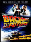 Back to the Future: 25th Anniversary Trilogy [4 Discs] (DVD)