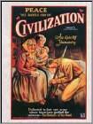 Civilization (DVD) (Black & White) 1916