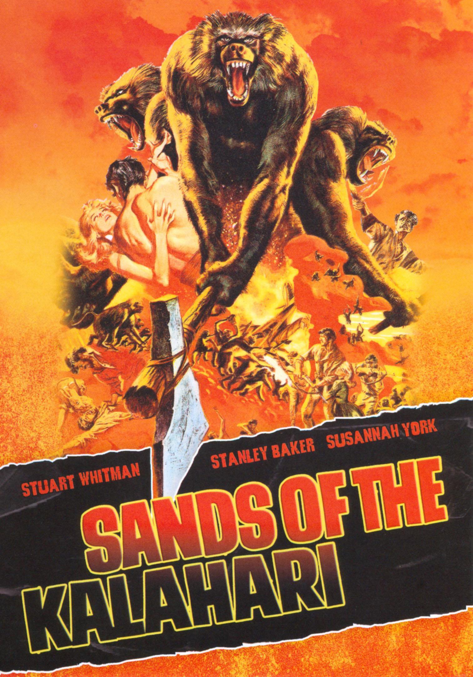 Sands Of The Kalahari (dvd) 19393924