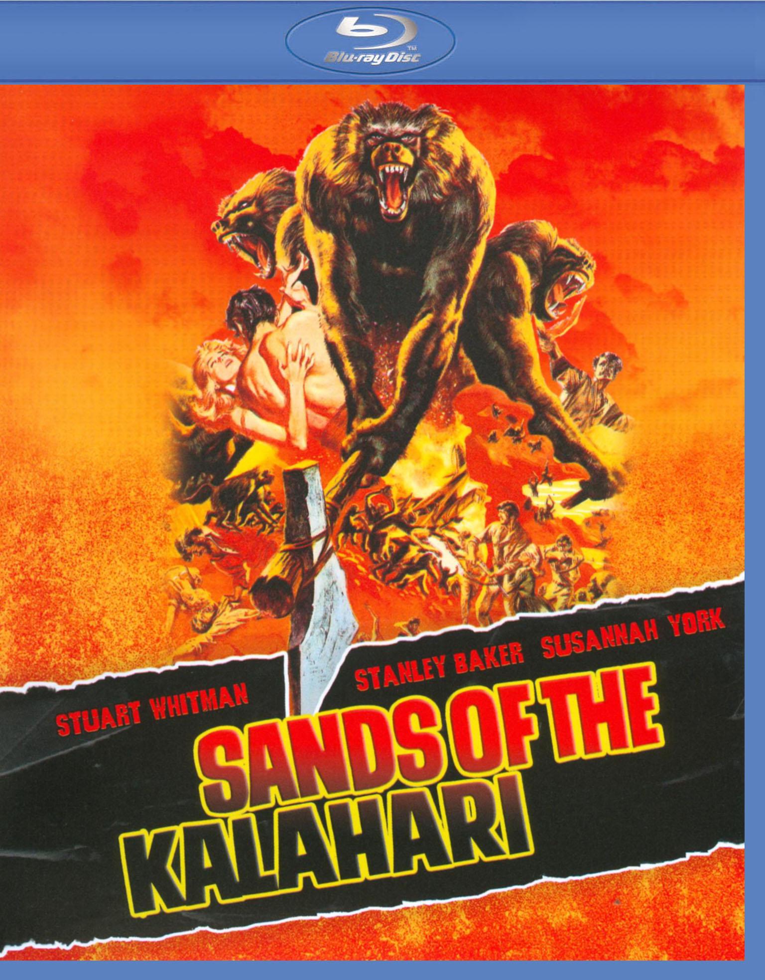 Sands Of The Kalahari [blu-ray] 19393933