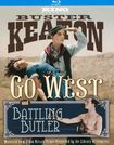 Battling Butler/go West [2 Discs] [blu-ray] 19393997