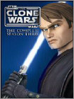 Star Wars: The Clone Wars - The Complete Season Three [4 Discs] (DVD) (Enhanced Widescreen for 16x9 TV) (Eng/Fre/Spa)
