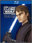 Star Wars: The Clone Wars - The Complete Season Three [3 Discs / Blu-ray] (Blu-ray Disc)