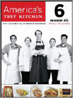 America'S Test Kitchen: Season 6 (4 Disc) (DVD)