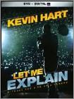 Kevin Hart: Let Me Explain (DVD) (Ultraviolet Digital Copy) (Eng) 2013