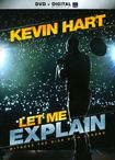 Kevin Hart: Let Me Explain [includes Digital Copy] [ultraviolet] (dvd) 1943007
