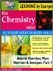 The Chemistry Tutor: Atomic Number, Mass Number & Isotopes - Part 1 (DVD) (Enhanced Widescreen for 16x9 TV) (Eng) 2011