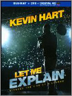 Kevin Hart: Let Me Explain (Blu-ray Disc) (2 Disc) (Ultraviolet Digital Copy) (Eng) 2013