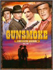 Gunsmoke: The Fifth Season, Vol. 1 [3 Discs] (DVD) (Black & White) (Eng)