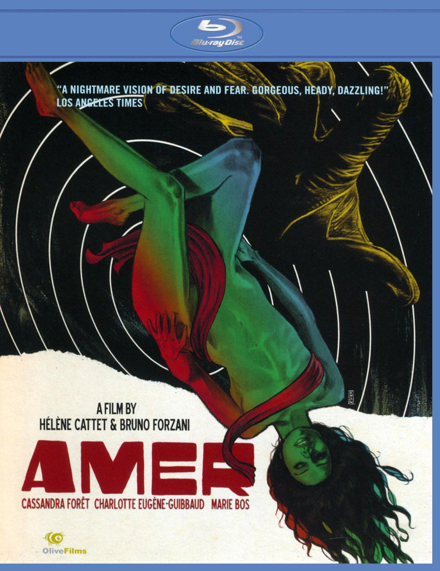 Amer [blu-ray] 19463323