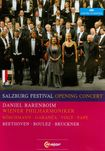 Salzburg Festival Opening Concert 2010: Beethoven/boulez/bruckner (dvd) 19482942