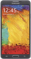 Samsung - Galaxy Note 3 4G Cell Phone - Black (Sprint)