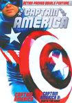 Captain America/captain America Ii: Death Too Soon (dvd) 19498673
