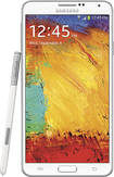 Samsung - Galaxy Note 3 4G LTE Cell Phone - White (Verizon Wireless)