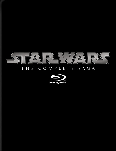Star Wars Complete Saga (Episodes I-VI) - Blu-ray - Best Buy 1950163