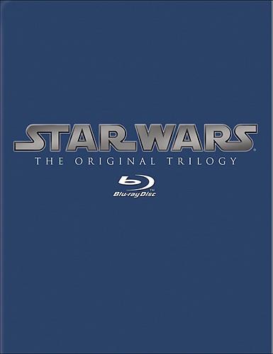 Star Wars Original Trilogy (Episodes IV-VI) - Blu-ray - Best Buy 1950172