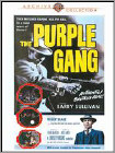 The Purple Gang (DVD) (Black & White/Enhanced Widescreen for 16x9 TV) (Eng) 1960