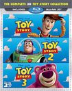 Toy Story 3d Trilogy (blu-ray 3d) (3-d)