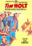 Tim Holt Western Classics Collection, Vol. 2 [5 Discs] (dvd) 19531824