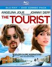 The Tourist [2 Discs] [blu-ray/dvd] 1953212