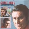 George Jones (We Can Make It)/I Wanta Sing - CD