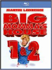 Big Momma's House 1 & 2 (Blu-ray Disc) (Enhanced Widescreen for 16x9 TV) (Eng/Spa/Fre)