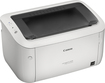 Canon - imageCLASS LBP6030w Wireless Black-and-White Laser Printer - White/Black