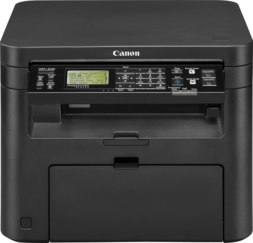 Canon - imageCLASS MF212w Wireless Black-and-White Laser Printer - Black