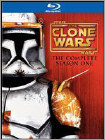 Star Wars: The Clone Wars - The Complete Season One [3 Discs / Blu-ray] (Blu-ray Disc) (Enhanced Widescreen for 16x9 TV) (Eng/Fre/Spa)
