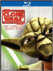 Star Wars: The Clone Wars - The Complete Season Two [3 Discs / Blu-ray] (Blu-ray Disc) (Enhanced Widescreen for 16x9 TV) (Eng/Fre/Spa)