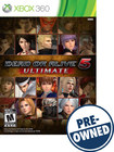 Dead or Alive 5 Ultimate - PRE-OWNED - Xbox 360