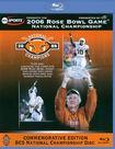 2006 Rose Bowl Game: National Championship - Texas Vs. Usc [blu-ray] 19580176