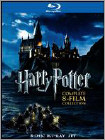 Harry Potter: Complete 8-Film Collection [8 Discs / Blu-ray] (Blu-ray Disc) (Enhanced Widescreen for 16x9 TV) (Eng/Fre/Spa)
