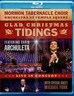 Mormon Tabernacle Choir/david Archuleta/michael York: Glad Christmas Tidings [blu-ray] 19592165