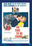 No Time To Be Young (dvd) 19641792