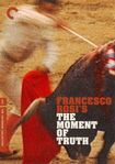 The Moment Of Truth [criterion Collection] (dvd) 19677772