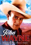John Wayne: America's Classic Hero [3 Discs] (dvd) 19712017