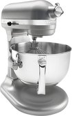 KitchenAid - Professional 600 Series Stand Mixer - Nickel Pearl