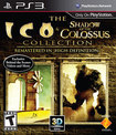 ICO and Shadow of the Colossus Collection - PlayStation 3