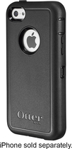OtterBox - Defender Series Case for Apple® iPhone® 5c - Black