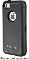 OtterBox - Defender Series Case for Apple® iPhone® 5c - Black
