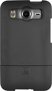 Platinum Series - Case for HTC Inspire 4G Mobile Phones - Black