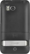 Platinum Series - Case for HTC Thunderbolt Mobile Phones - Black