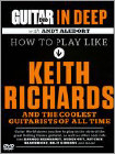 Guitar World In Deep: How to Play Like Keith Richards (DVD) (Eng) 2011