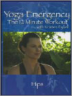 Yoga Emergency: The 12 Minute Workout with Kristen Eykel - Hips (DVD) (Eng)