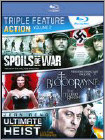 Action Triple Feature, Vol. 2 [Blu-ray] (Blu-ray Disc) (Enhanced Widescreen for 16x9 TV) (Eng/Fre)