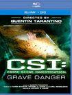 Csi: Crime Scene Investigation - Grave Danger [2 Discs] [blu-ray/dvd] 19805671