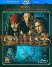 Pirates Of The Caribbean: Dead Man's Chest [3 Discs] [blu-ray/dvd] 1980585